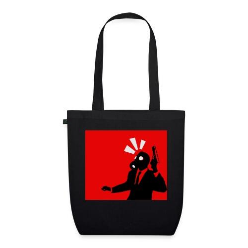 Gasmask - EarthPositive Tote Bag