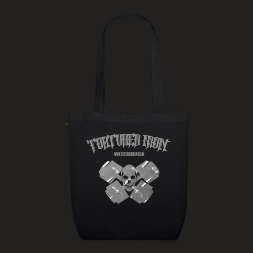 skull - EarthPositive Tote Bag