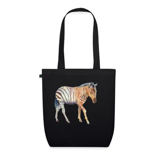 Zebra grants - Øko-stoftaske
