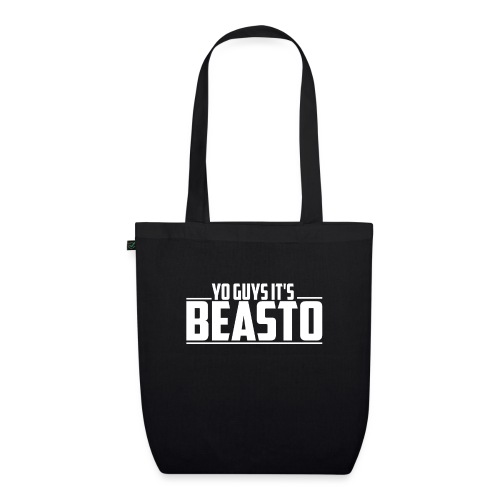 'Yo Guys It's Beasto' Clothing - EarthPositive Tote Bag