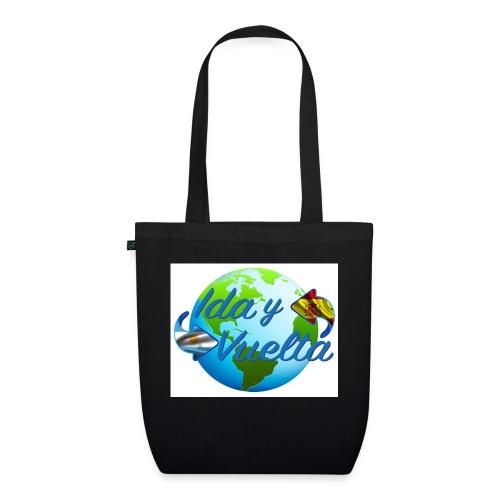 Ida y Vuelta-jpeg - Bolsa de tela ecológica