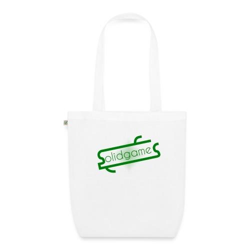 Solidgames Crewneck Grey - EarthPositive Tote Bag