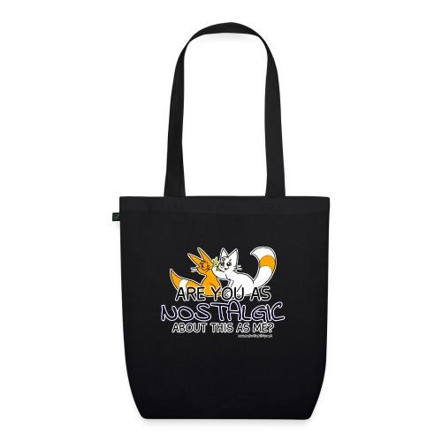 Nostalgia Hurts - EarthPositive Tote Bag