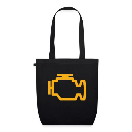 Service Engine Soon - EarthPositive Tote Bag