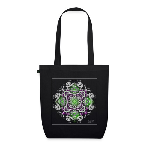 Mandala 250220 ds. A - EarthPositive Tote Bag