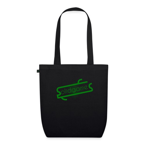 Solidgames Crewneck Grey - EarthPositive Tote Bag