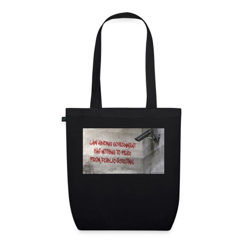 Nothing to Fear - EarthPositive Tote Bag