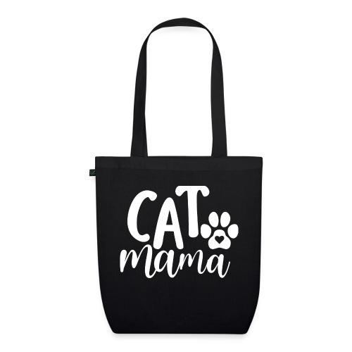 CAT MAMA - Sac en tissu biologique