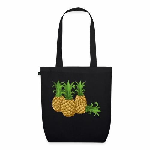 Ananas - Bio-Stoffbeutel