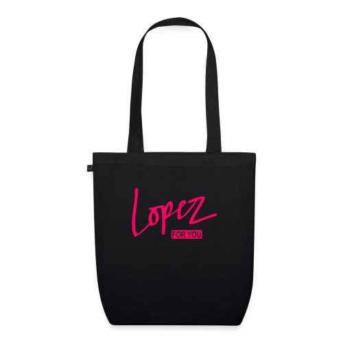 Lopez for you - Ekologisk tygväska