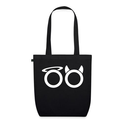 hvit svg - EarthPositive Tote Bag