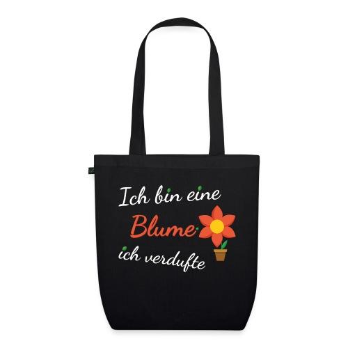 Blume Garten Gärtner Florist Shirt Geschenk - Bio-Stoffbeutel