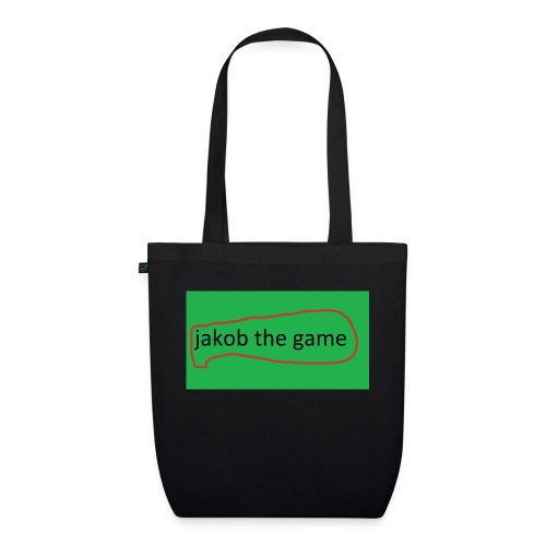 jakob the game - Øko-stoftaske