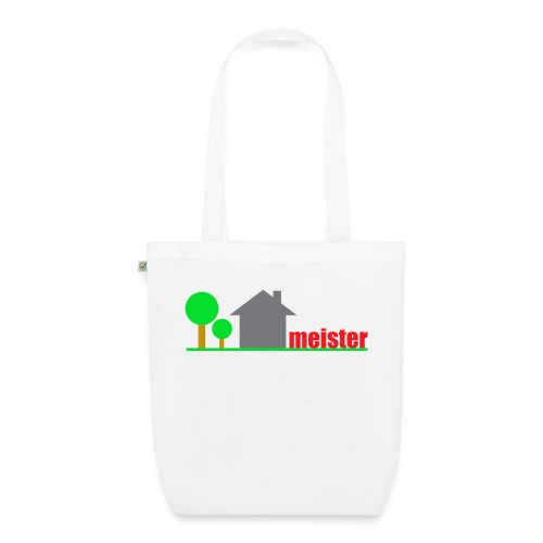 Hausmeister - Bio-Stoffbeutel