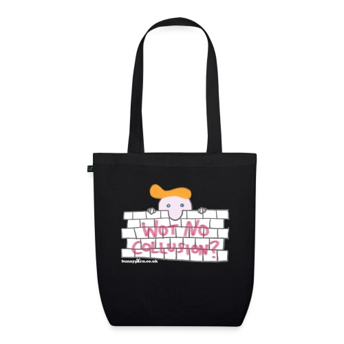 Trump's Wall - EarthPositive Tote Bag