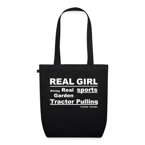 teenager - Real girl - Øko-stoftaske