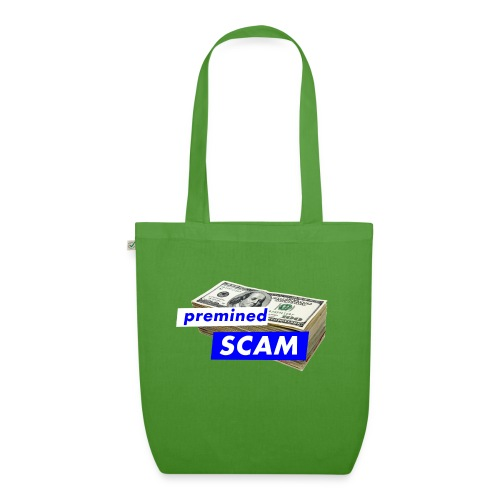 premined SCAM - EarthPositive Tote Bag