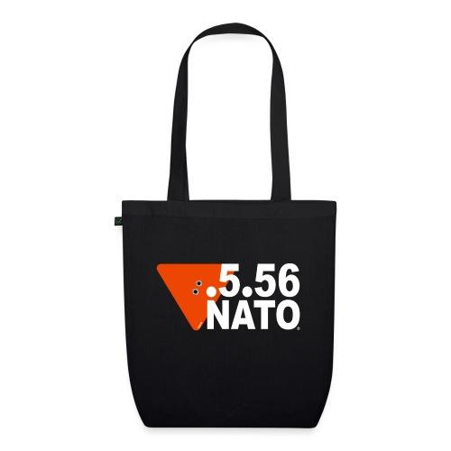 .5.56 NATO BLANC - Sac en tissu biologique