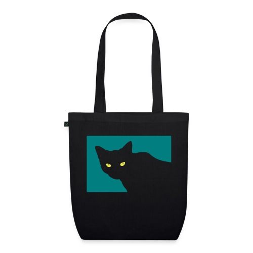 Spy Cat - EarthPositive Tote Bag