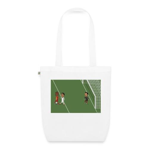 Backheel goal BG - EarthPositive Tote Bag