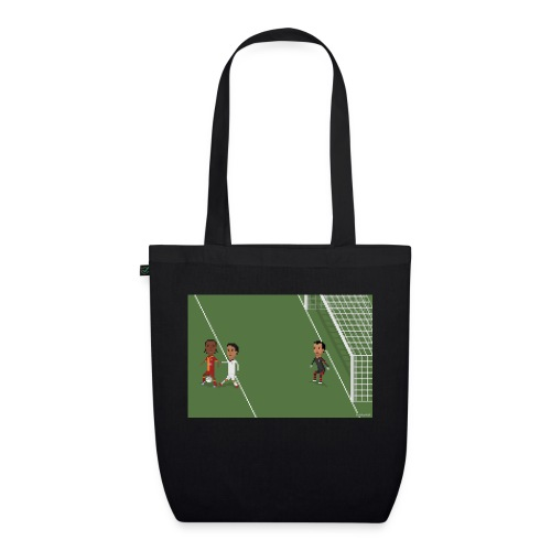 Backheel goal BG - EarthPositive Tote Bag