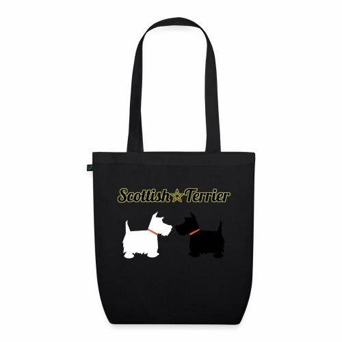 scottie bag design - EarthPositive Tote Bag