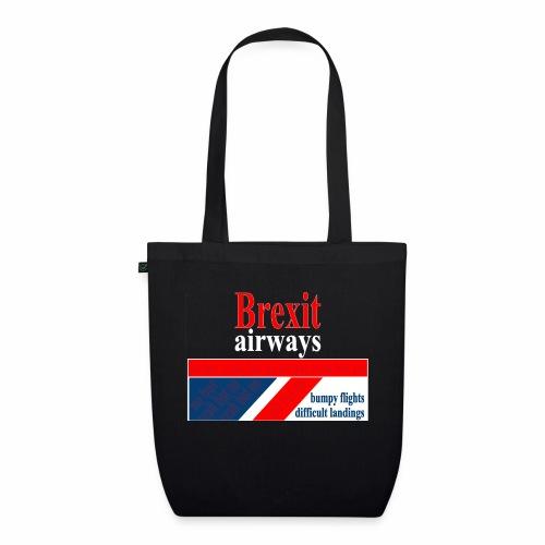 BREXIT AIRWAYS - Bio stoffen tas