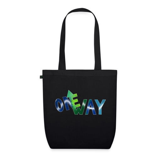 One Way - Bio-Stoffbeutel