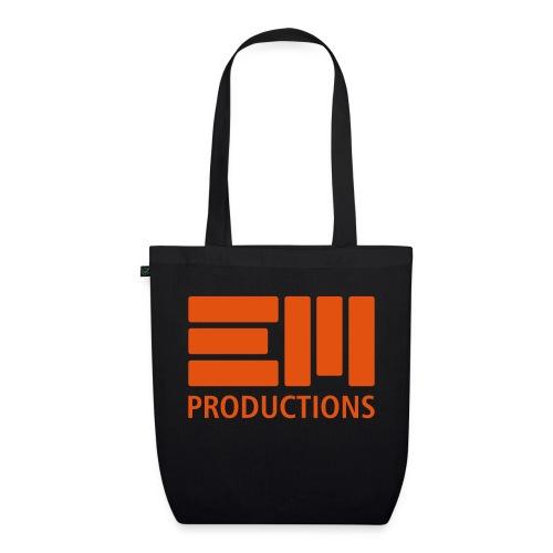 EM Productions Logo 2016 - Bio-Stoffbeutel