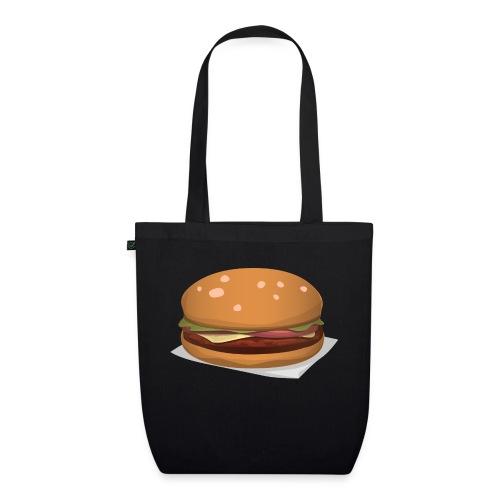 hamburger-576419 - Borsa ecologica in tessuto