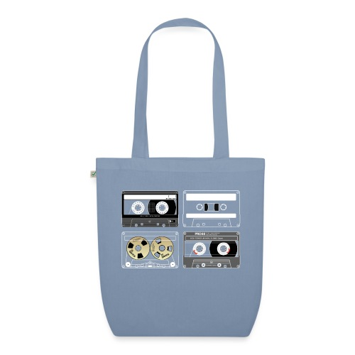 4 cassettes - EarthPositive Tote Bag
