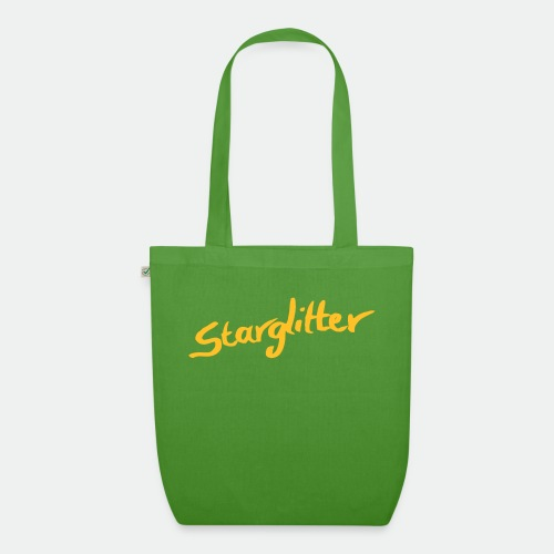 Starglitter - Lettering - EarthPositive Tote Bag