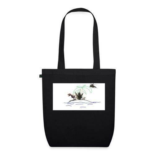 dino - Bolsa de tela ecológica
