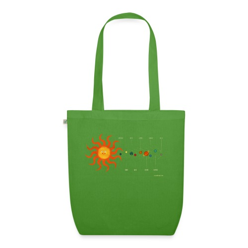 Solar System - EarthPositive Tote Bag