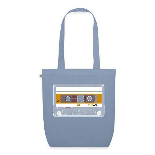 Cassette CHF - EarthPositive Tote Bag
