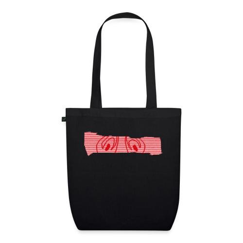 abderyckie linie - Ekologiczna torba materiałowa