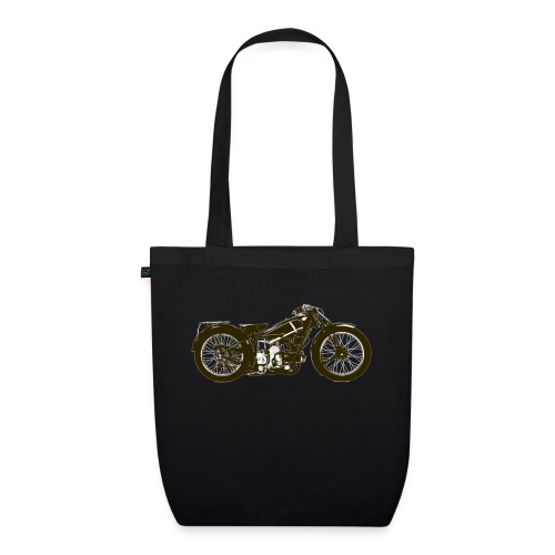 Classic Cafe Racer - EarthPositive Tote Bag