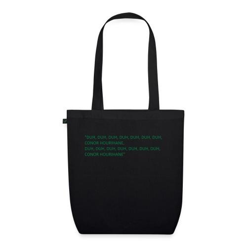 conor hourihane - EarthPositive Tote Bag