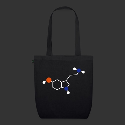 Serotonin - Sac en tissu biologique