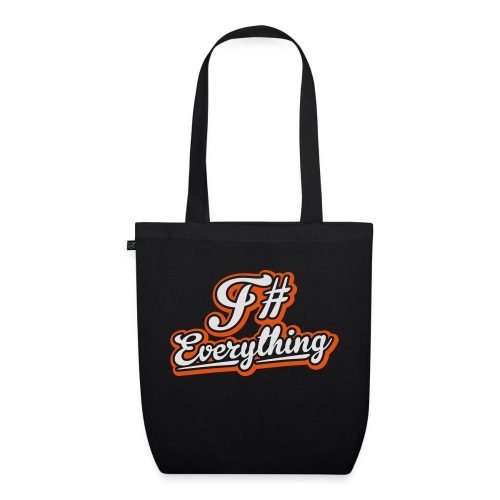 F# Everything - EarthPositive Tote Bag