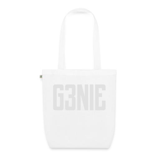 G3NIE snapback - Bio stoffen tas