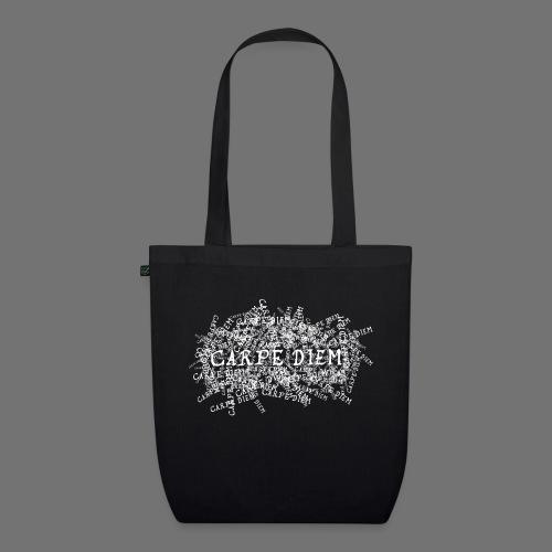 carpe diem (white) - EarthPositive Tote Bag