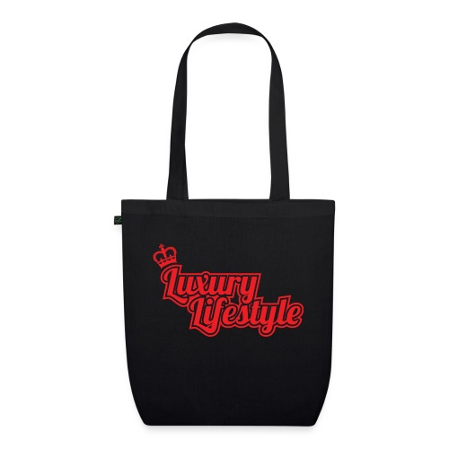 Luxury lifestyle t-shirt Brand New - EarthPositive Tote Bag
