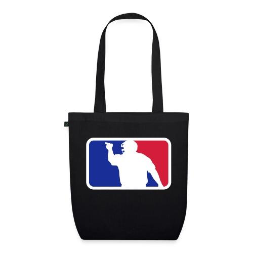 Baseball Umpire Logo - EarthPositive Tote Bag