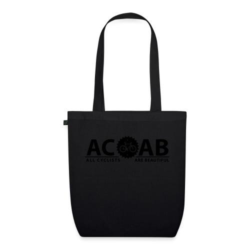 ACAB All Cyclists Are Beautiful T-Shirts - Bio-Stoffbeutel