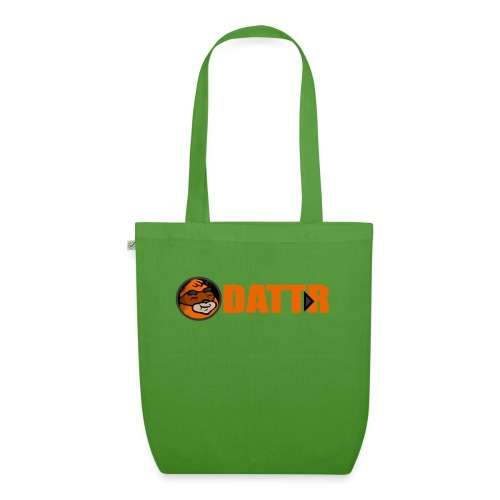 dattr logo - EarthPositive Tote Bag