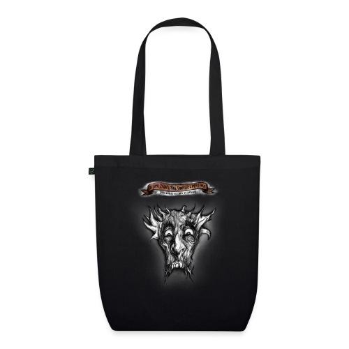 T-shirt del Dio Diaforo Tossidoille - Borsa ecologica in tessuto