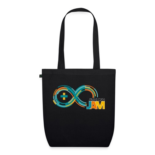 T-shirt Arduino-Jam logo - EarthPositive Tote Bag