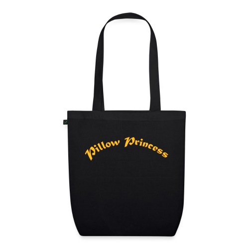 Pillow princess - Luomu-kangaskassi