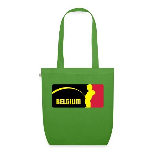 Mannekke Pis, Belgium Rode duivels - Belgium - Bel - Sac en tissu biologique